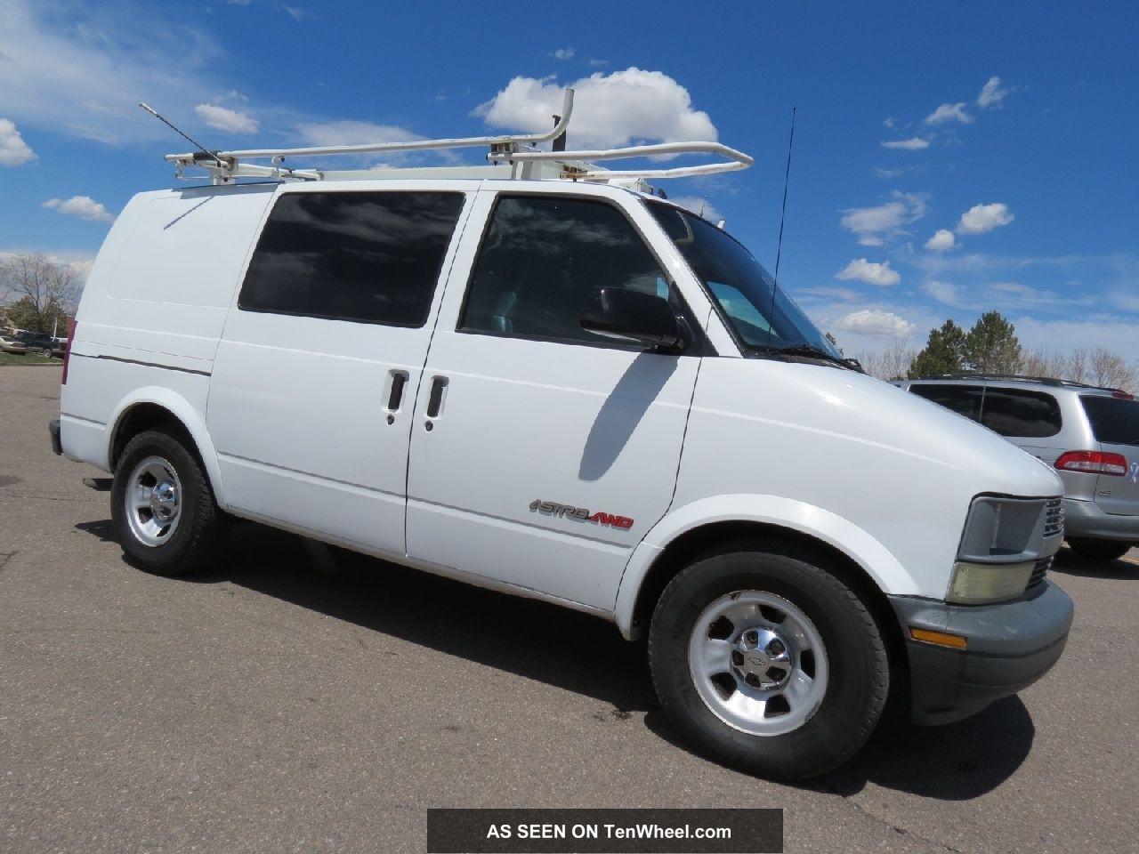 hight resolution of 2001 chevrolet astro van
