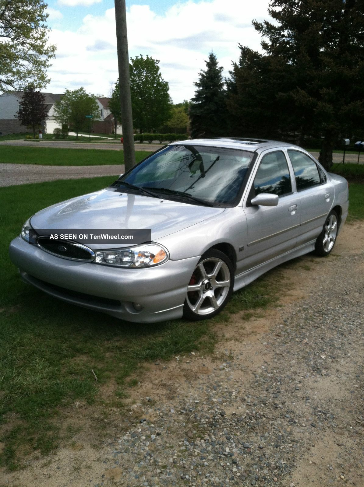 hight resolution of 99 ford contour engine