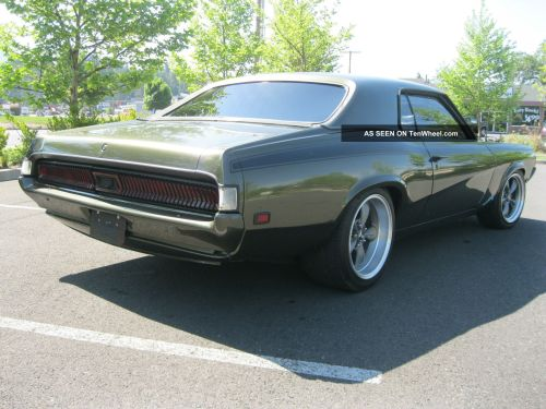 small resolution of 1969 cougar 1967 1968 1970 mustang camero hotrod muscle car pro touring v8