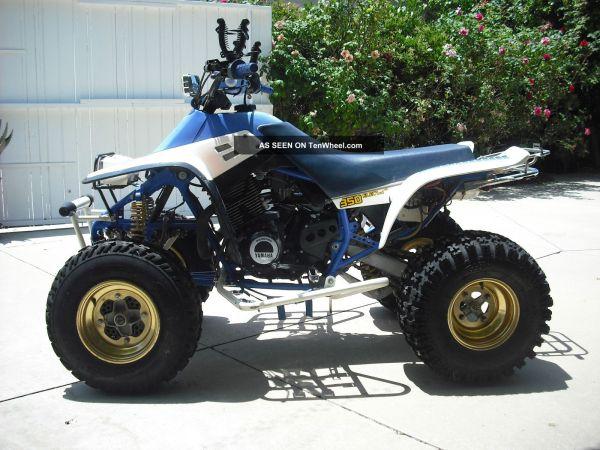 1988 Yamaha Warrior