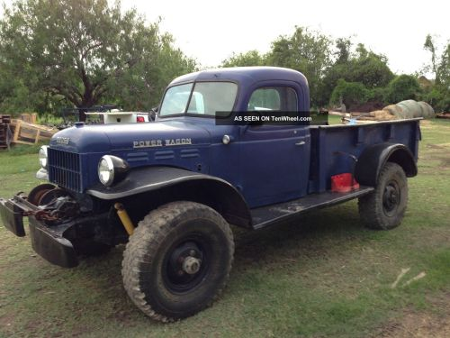 small resolution of 1946 dodge power wagon wiring diagram