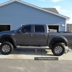 2007 Ford F150 Supercrew Fx4 With 9 Lift And 37 Tires