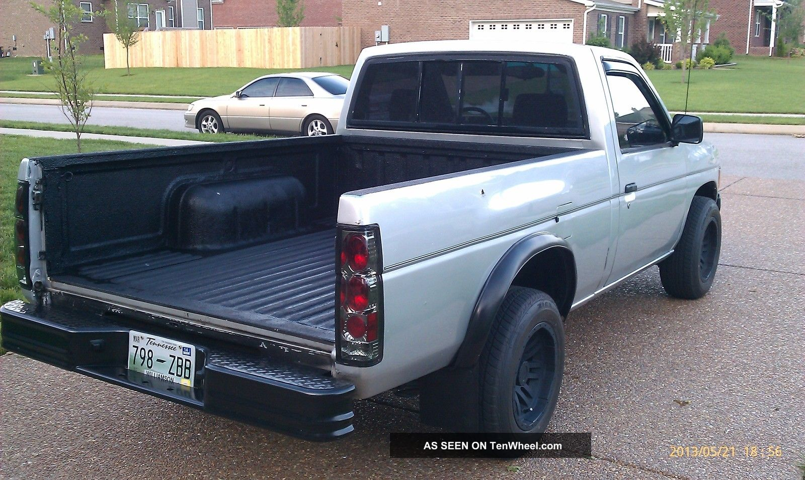 hight resolution of 1988 nissan d21 base hardbody pickup 2 door 2 4l 5spd cold a c driven daily