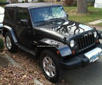 Roof Top: Jeep Wrangler Hard Top Roof Rack