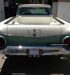 1959 ford ranchero photo [ 1600 x 1200 Pixel ]