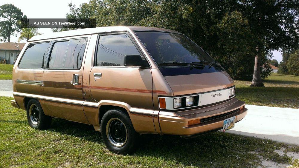 medium resolution of toyota van wagon fuse box wiring library toyota crown wagon 1984 toyota van wagon le mini