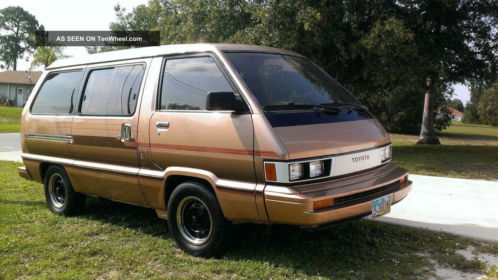 hight resolution of toyota van wagon fuse box wiring library toyota crown wagon 1984 toyota van wagon le mini