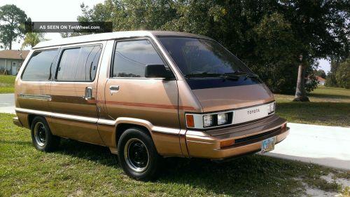 small resolution of toyota van wagon fuse box wiring library toyota crown wagon 1984 toyota van wagon le mini