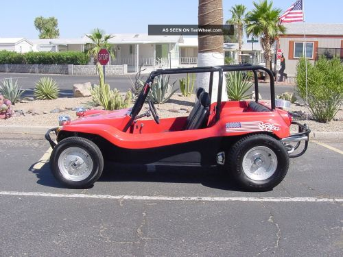small resolution of dune buggy basic wiring diagram