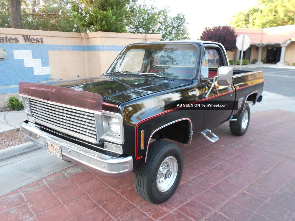 medium resolution of 1978 chevy scottsdale truck