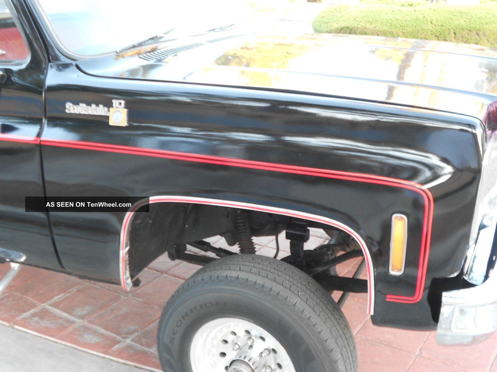 hight resolution of 1978 chevy scottsdale truck