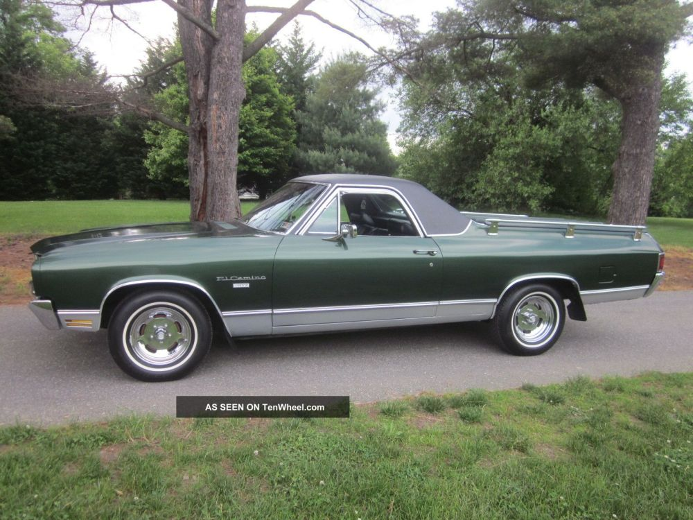 medium resolution of 1970 chevrolet el camino car 307 auto last owner 40yrs lincoln ranger 305d wiring diagram lincoln