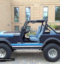 1981 jeep cj5 renegade [ 1600 x 1200 Pixel ]