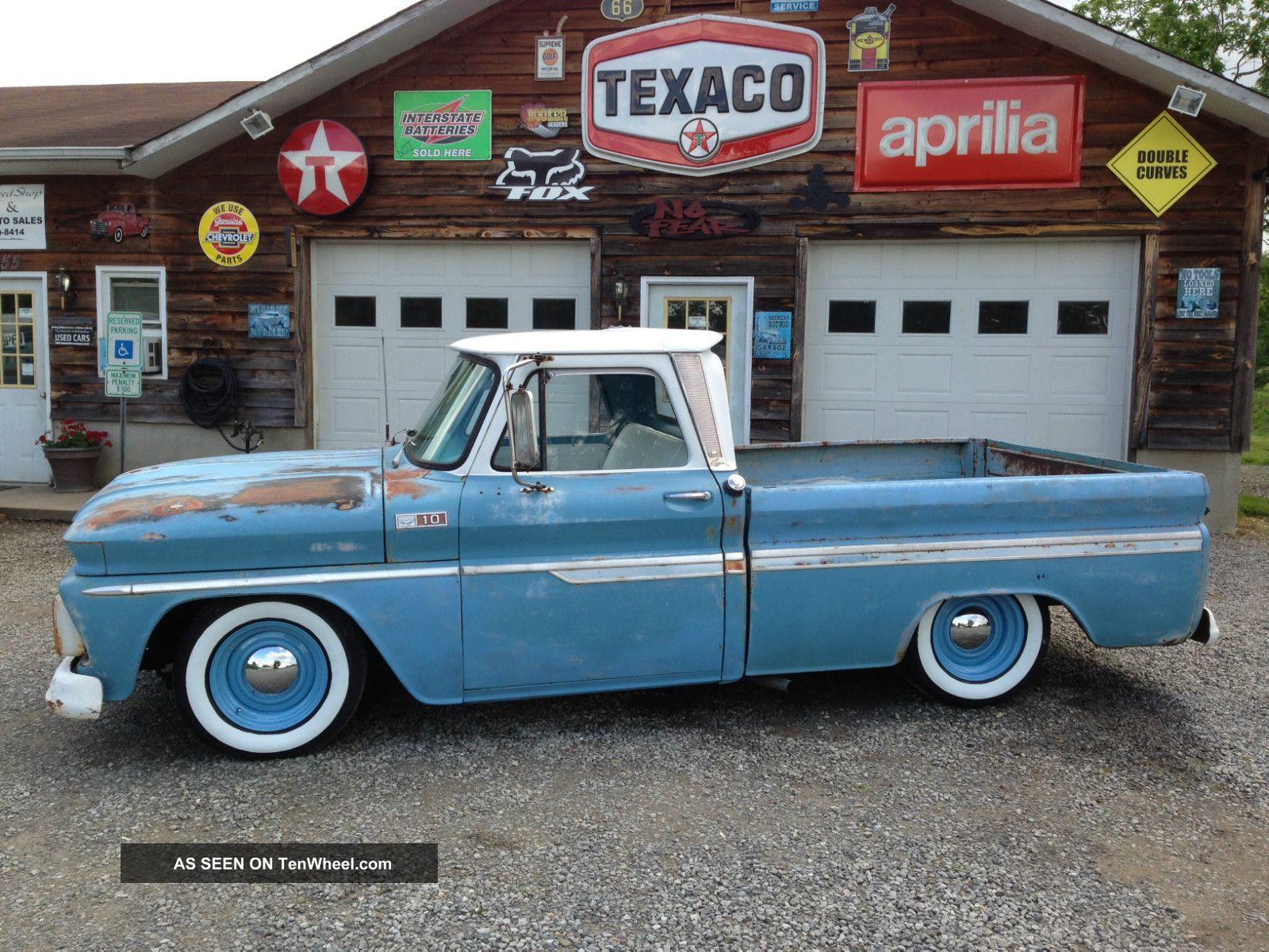 hight resolution of 1965 chevy c10 pickup rat rod truck photo