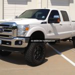 2012 Lifted Ford F 250 Superduty Diesel 4x4 Bmf Sota Powerstroke 6 7
