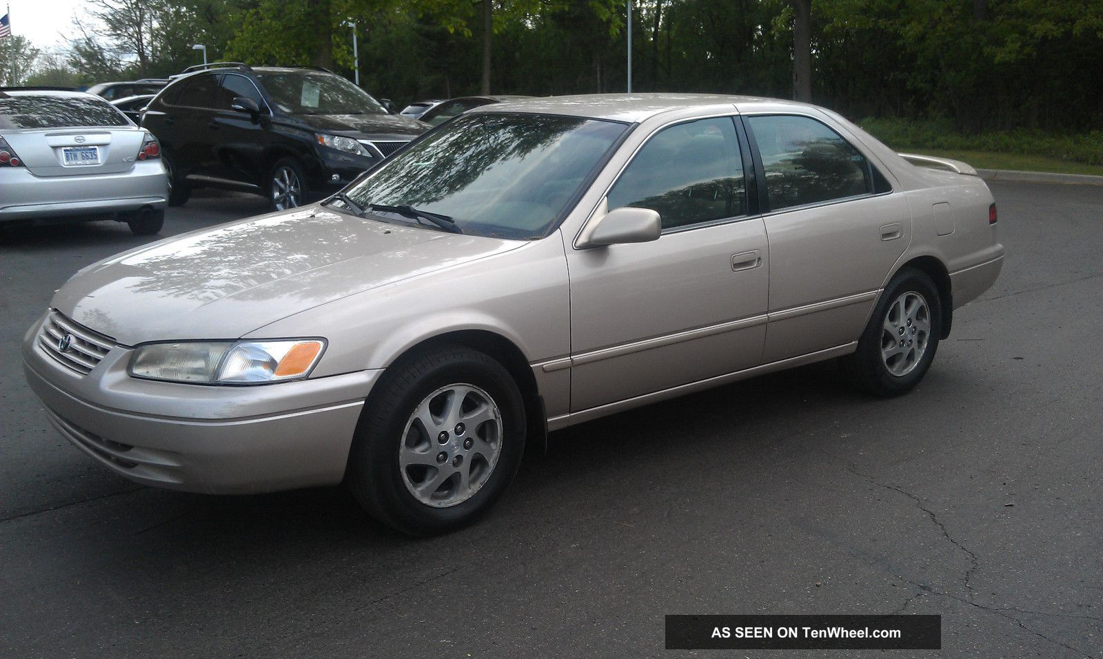 hight resolution of 1999 toyota camry le 6 cyl 3 0l just detailed good to go runs strong good deal