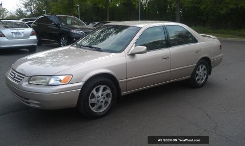 small resolution of 1999 toyota camry le 6 cyl 3 0l just detailed good to go runs strong good deal