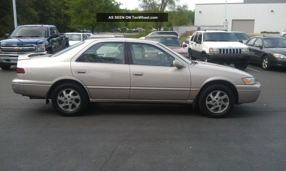 medium resolution of 1999 toyota camry le 6 cyl 3 0l just detailed good to go runs strong good deal