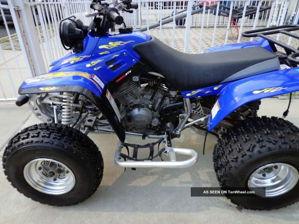 2004 Yamaha Warrior 350