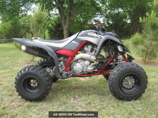 Raptor 700r Gytr 2007 Yamaha