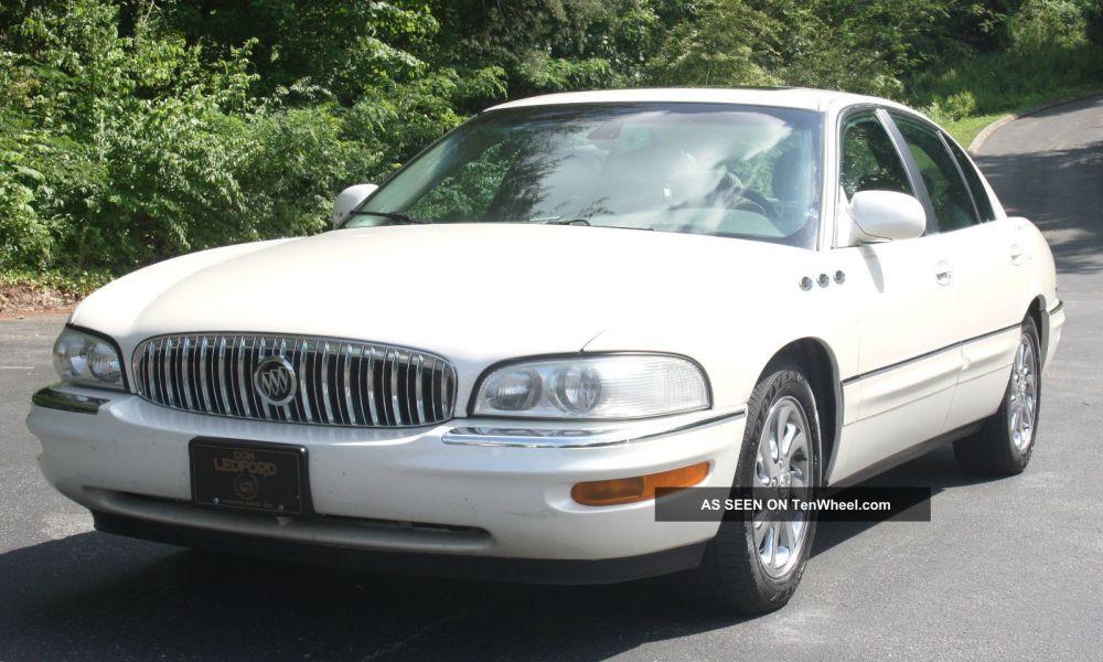 medium resolution of gorgeous 2003 buick park avenue ultra luxury sedan fully loaded pearl white