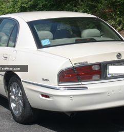 gorgeous 2003 buick park avenue ultra luxury sedan fully loaded pearl white [ 1600 x 943 Pixel ]