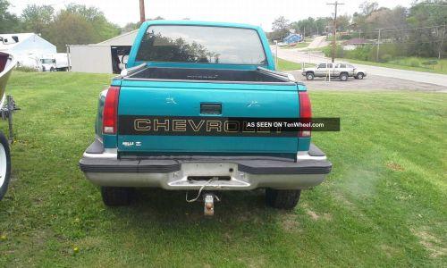 small resolution of 1993 chevy silverado 1500 double stepside 4x4 silverado 1500 photo 5