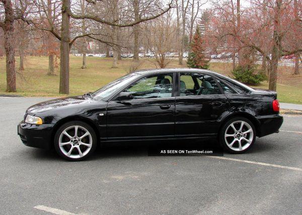 2000 Audi S4 Twin Turbo V6 All Wheel Drive Condition
