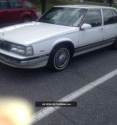 1989 buick park avenue [ 1600 x 1200 Pixel ]