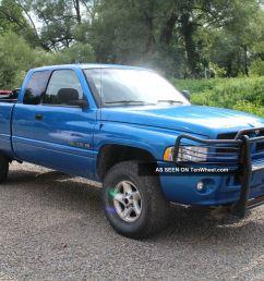 2001 dodge ram 1500 sport extended cab pickup 4 door 5 2l 4x4 inspected [ 1600 x 1066 Pixel ]