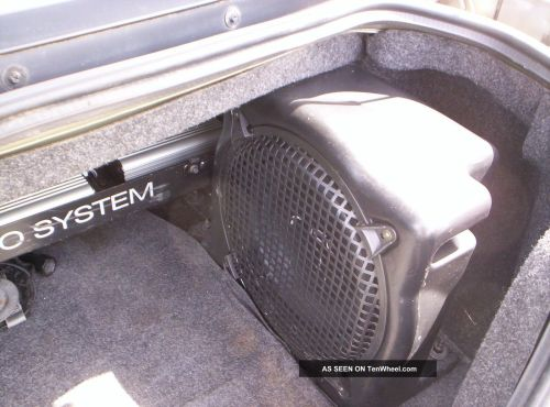 small resolution of 2002 mustang mach sound system