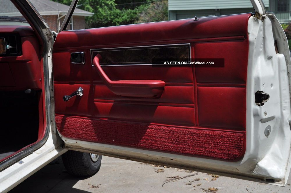 medium resolution of 1980 ford fairmont futura 4 speed 4 cyl 2 3 l sweet car plaid interior unusual
