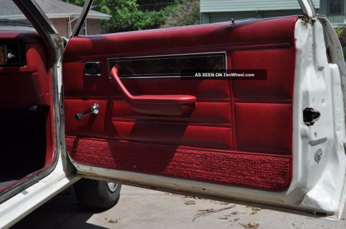 small resolution of 1980 ford fairmont futura 4 speed 4 cyl 2 3 l sweet car plaid interior unusual