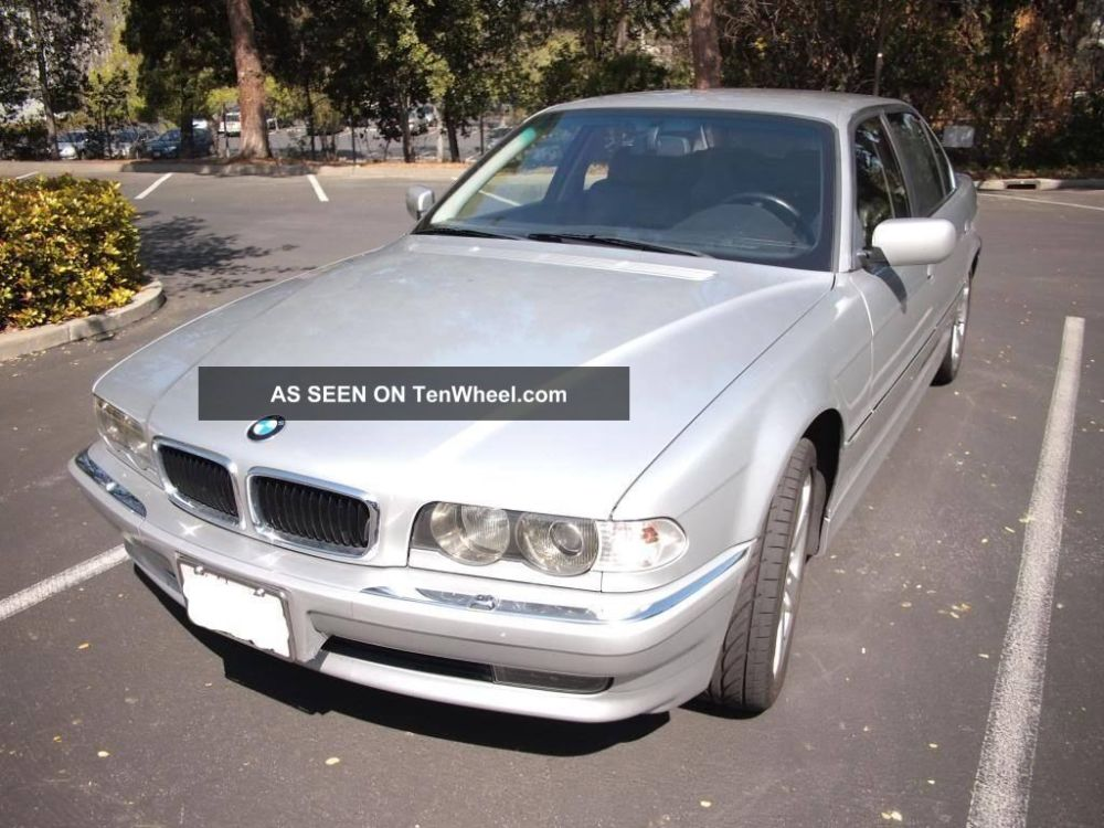medium resolution of  2000 bmw 740il protection 4 door 4 4l armored bulletproof 7 series photo
