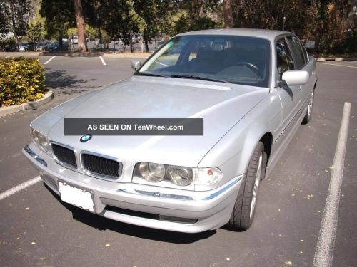 small resolution of  2000 bmw 740il protection 4 door 4 4l armored bulletproof 7 series photo