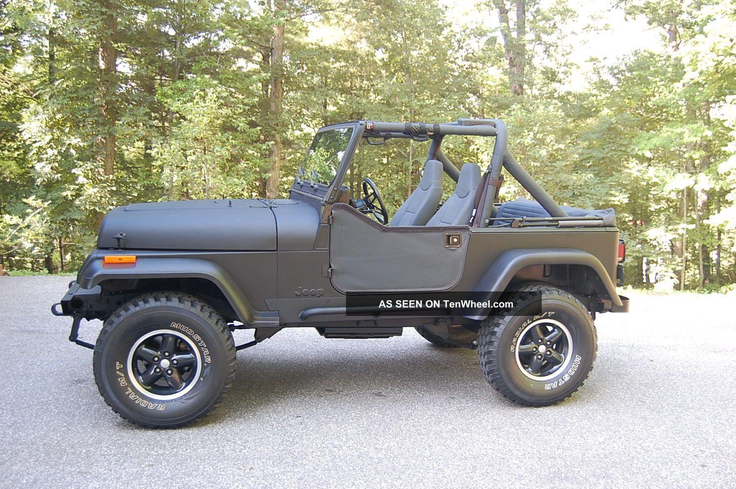 Jeep Wrangler Islander Sport Utility 2
