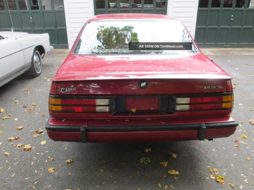 small resolution of  1988 buick lesabre t type coupe lesabre photo 7