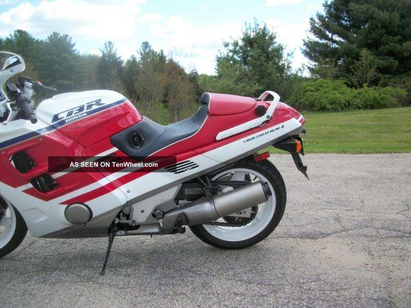 1990 Honda Cbr1000f Crb 1000 1000f Perfect Hurricane
