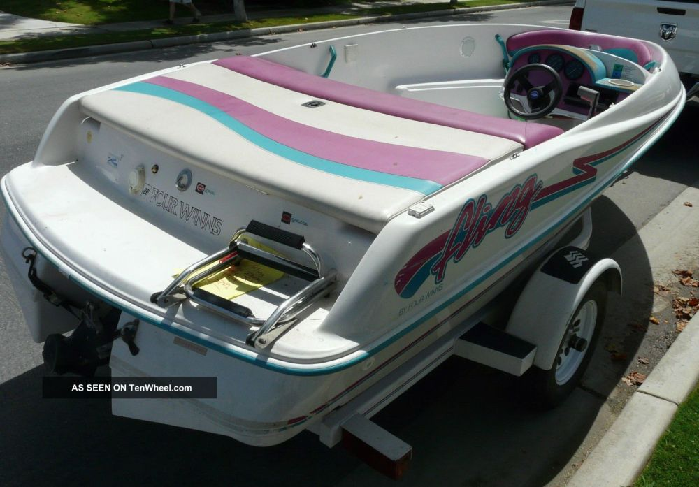 medium resolution of four winn fling jet boat