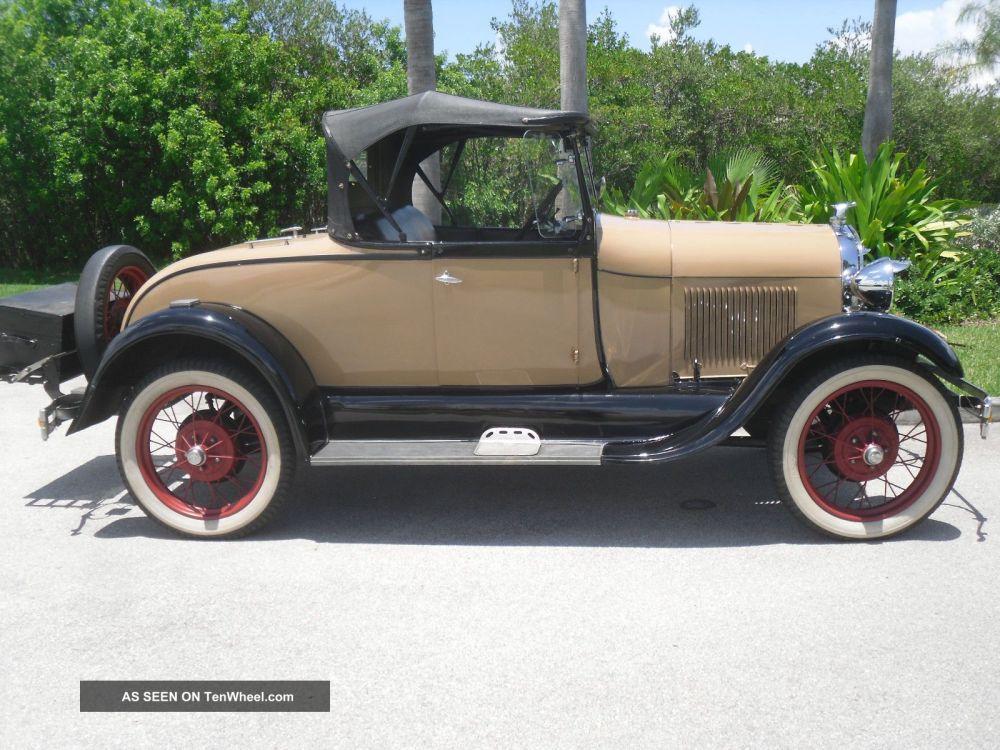 medium resolution of  wrg 7170 1928 ford model a wiring