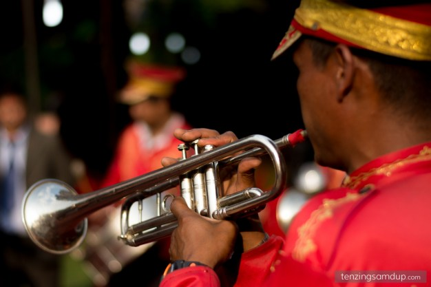 The Trumpeteer