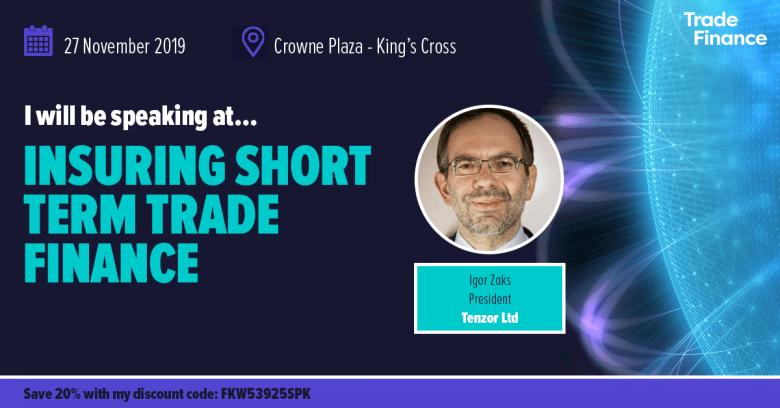 Insuring Short term Trade