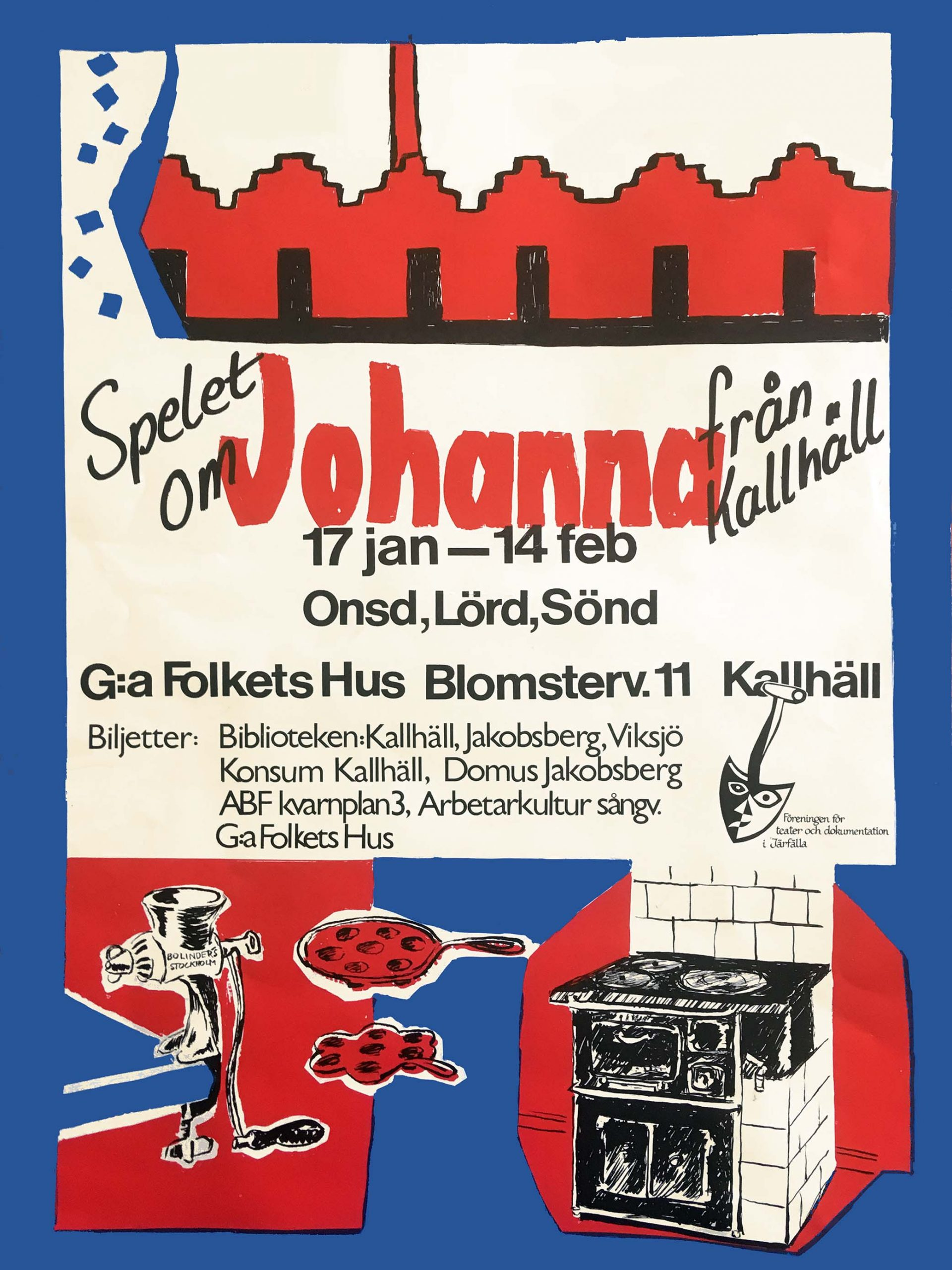 Den gamla Johannaaffischen