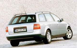 Audi A6 C5 Avant rear