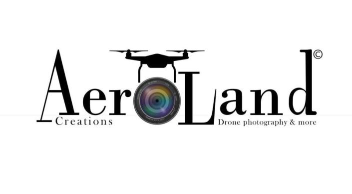 Logo | AeroLand Creations - Drone photography & more