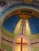 Templo da Igreja Evangélica Valdense (decoração interna), Piazza Cavour, Roma