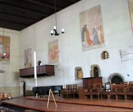 Bethlehem Chapel's interior, Prague