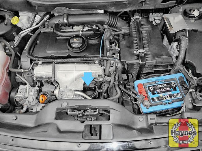 2008 Jeep Patriot Fuel Filter Location