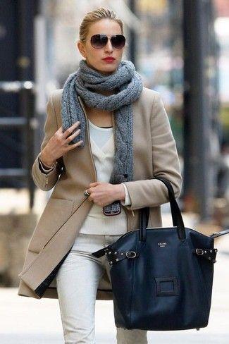abrigo beige 4