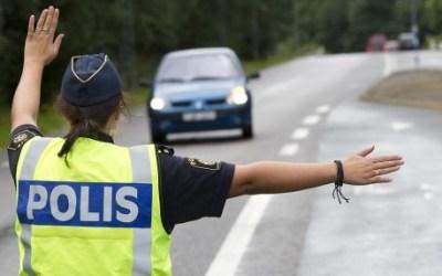 إشارة شرطي المرور